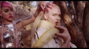 Grimes - <b>Genesis</b> - YouTube