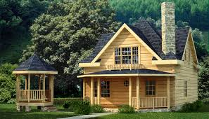 Salem Plans Information Southland Log Homes