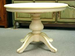 white pedastal table small round white dining table good round white pedestal table elegant image of