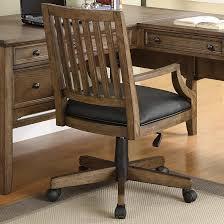 decorative small wooden desk chair 5 design