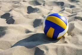 Afbeeldingsresultaat voor beachvolleybal bal