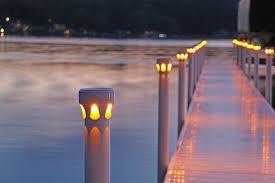 lake lite solar deck lights small solar lights dock lighting ideas solar led lights landscape lighting