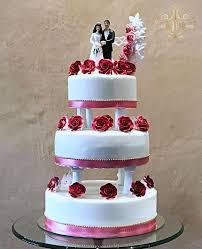 Jp Cake Design First Wedding Anniversary Cake Facebook