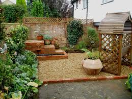 Small Picture Backyard Garden Ideas On A Budget Easy Small Landscaping idolza