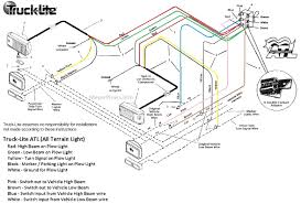 charming western plow joystick wiring diagram photos with unbelievable smith brothers services sealed beam plow light wiring diagram lively