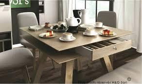 Table Sejour Design Table Salle A Manger Design Bois Et Verre