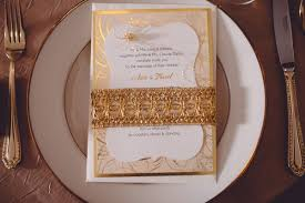 gold and glam wedding ideas · ruffled Gold Wedding Invitation Ideas gold wedding invitations gold wedding invitation ideas
