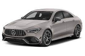 Every used car for sale comes with a free carfax report. 2020 Mercedes Benz Amg Cla 45 Base Amg Cla 45 Coupe 4dr All Wheel Drive 4matic Pricing And Options