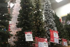 7' Pre-Lit Christmas Trees, Starting at $39.99 Shipped at Michaels--Reg.  $99.99! - The Krazy Coupon Lady