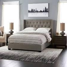 rug under bed modern rug in bedroom king size bed rug placement