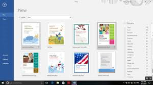 create a flyer in word 2018 how to create a flyer on word 2016 youtube