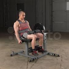 Тренажер сгибание-<b>разгибание ног Body</b> Solid купить в ...