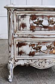 paint distress antique furniture. chalk painted distressed furniture shabby cottage chic side table hand antique white finished with a paint distress