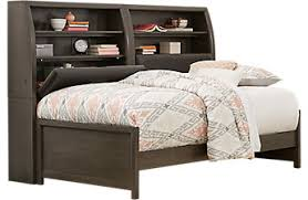 twin beds for teenagers. Modren Teenagers Santa Cruz Gray 5 Pc Twin Bookcase Daybed To Beds For Teenagers O