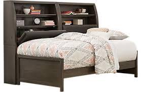 cool single beds for teens. Santa Cruz Gray 5 Pc Twin Bookcase Daybed Cool Single Beds For Teens N