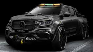 Therefore, designers from the german manufacturer put a lot of effort in their first truck. Pickup Truck Of Your Dreams Mercedes Benz X Class Exy Automotive Century
