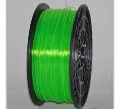 <b>PLA</b> ( ПЛА ) <b>пластик</b> 1.0 кг Wanhao No.44 <b>прозрачно</b>-<b>желтый</b>, 1.75 ...