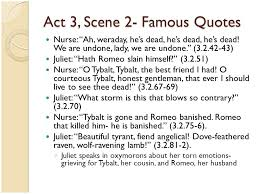 Famous Romeo And Juliet Quotes Beauteous A Quote From Romeo And Juliet Famous Romeo And Juliet Quotes