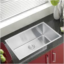 Water Creation 30x19 Single Bowl 16g Ss Undermount Kitchen Sink