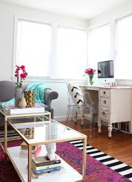 Office Living Room Living Room Refresh With Jewel Tones Jewel Tones Offices And Coffee