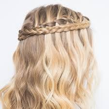 Hairstyle Waterfall waterfall braid hairstyle howto popsugar beauty 3553 by stevesalt.us