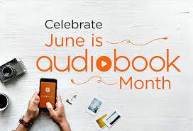celebrate june is audiobook month