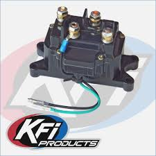 kfi winch contactor wiring diagram chunyan me Warn Industries Winch Wire Diagram atv winch relay wiring diagram with kfi contactor