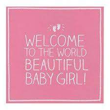 Welcoming Baby Girl Baby Girl Welcome Rome Fontanacountryinn Com
