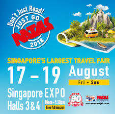 singapore s largest travel fair is back natas holidays 2018 promises to bring visitors enticing offers from over 90 exhibitors with a vast selection of