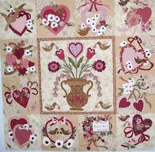 12 best Vintage valentine quilt images on Pinterest | Heart ... & vintage valentine by Firefly18, via Flickr Adamdwight.com
