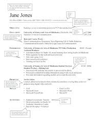 What Is The Proper Font For A Resume What Is The Proper Font For A