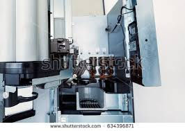 Inside Of A Vending Machine Beauteous Inside View Coffee Vending Machine Stock Photo Edit Now 48