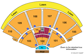 The Cynthia Woods Mitchell Pavilion Seating Chart Dance