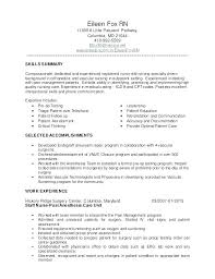 Anesthetic Nurse Sample Resume Adorable New Nurse Resume Examples Registered Nurse Resume Sample Lovely