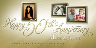 anniversary banner envy Wedding Anniversary Banners Design assets uploads gold 50th wedding anniversary banner with 50th wedding anniversary banner designs