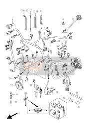 suzuki cr vlr intruder spare parts msp wiring harness vlr1800t e2