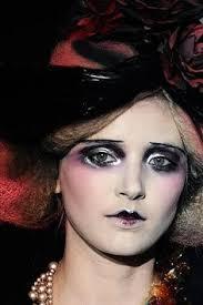 looks vine makeup 1920s avant garde spin on 20s makeup
