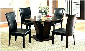 round wood dining table set rustic kitchen table sets and chairs medium size of dining tables