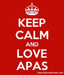 Keep Calm And Love Apas Keep Calm And Posters Generator Maker For