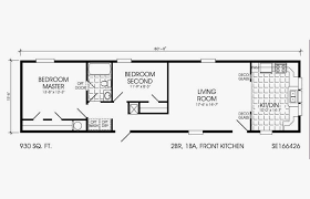 single bedroom medium size single bedroom wide trailer mobile home floor plans pic double wide inside