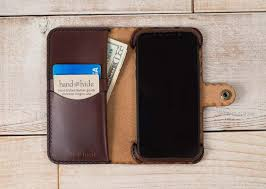 iphone xs max wallet phone case iphone ten s max leather image 0