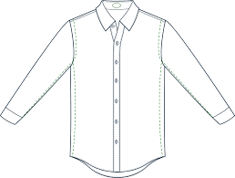 Mens Dress Shirt Conversion Chart Sites Brooksbrothers Site