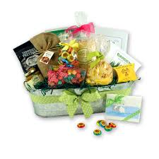 garden gift basket. Boston Public Garden Gift Basket
