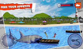 angry shark simulator d android apps on google play angry shark simulator 3d screenshot thumbnail