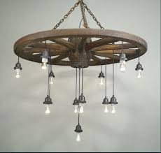 pottery barn wagon wheel chandelier wagon wheel lamp chandelier kids chandelier light