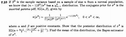 Solved: If S^2 Is The Sample Variance Based On A Sample Of ...