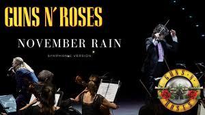 Guns N' Roses - November Rain ...