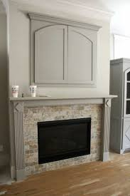 13 clever ways to hide your television flat screen tv cabinet for impressive tv cabinet tv cabinet over fireplace beautiful