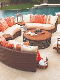 Decorating Outdoor Patio Sectional Furniture With Coffee Table Outdoor Furniture Sectional Clearance