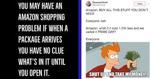 amazon prime day meme. Delighful Amazon All  In Amazon Prime Day Meme